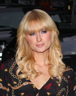 "Paris Hilton Is ""All-Natural"""