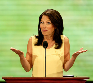 Minnesota's Michelle Bachmann Doesn't Think All Liberals Are Un-American
