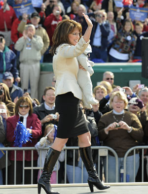 Why Sarah Palin's Looks Matter