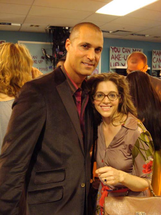 Bloomie's After Dark: Kind Of Like Bloomie's During The Day Plus Booze & Nigel Barker