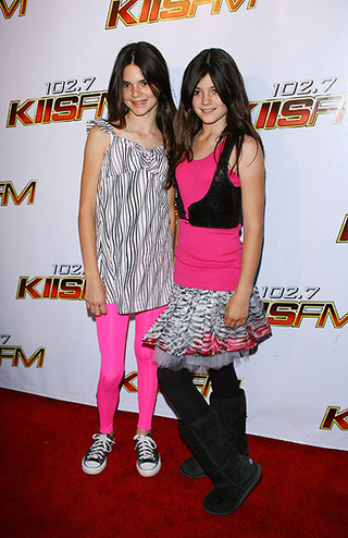 B-List Stars Wear B-Plus Duds At Wango Tango