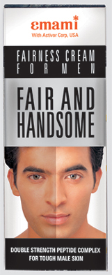 In India, Fair Is Handsome & Dark Is Doomed