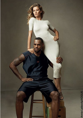 "Is Vogue's ""LeBron Kong"" Cover Offensive?"