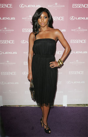 At Essence's Hollywood Event, Glamour Girls Abounded