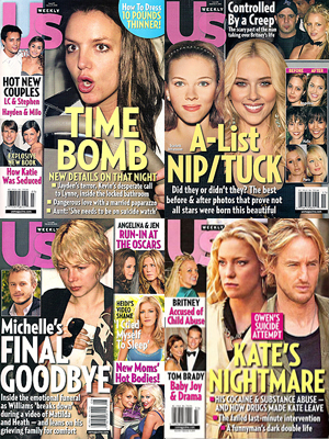 Us Editor Claims Women Want Covers That Exploit Female Celebs