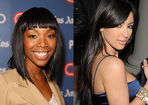 Kim Kardashian Spent $120,000, But It Belonged To Brandy
