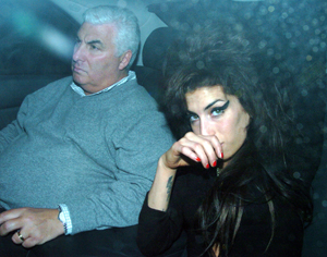Amy Winehouse's Dad Steps In: Is She Grounded?