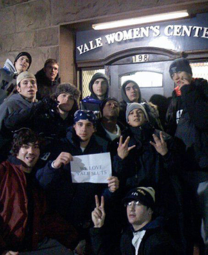 "Yale University ""Sluts"" Strike Back At Sexist Frat Boys"