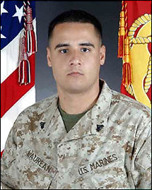 Missing Marine Found Dead; Likely Murderer Missing