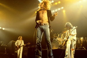 It's Ok To Love Led Zeppelin Even Though They Made A Groupie Stick Fish You-Know-Where