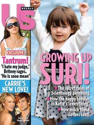 'Us Weekly' Editor: Shunning Kids Makes You A Communist