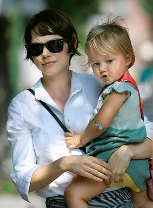 Michelle Williams: Soon-To-Be-Single Mom