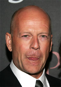News At 10: Bruce Willis Suffering From Paranoia, Bad Taste In Women