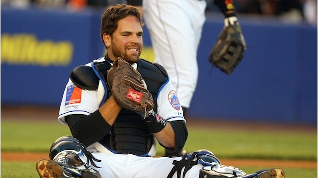 Mike Piazza's Book Tour Produced An Excellent Illustration Of T…