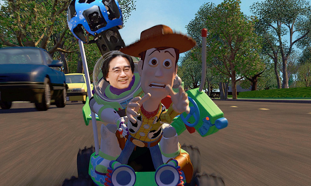Kotaku 'Shop Contest: Let Me Google Iwata For You: The Winners