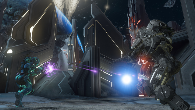 Here's a Peek at Halo 4's Next Map Pack—Before Bungie's Date with Destiny