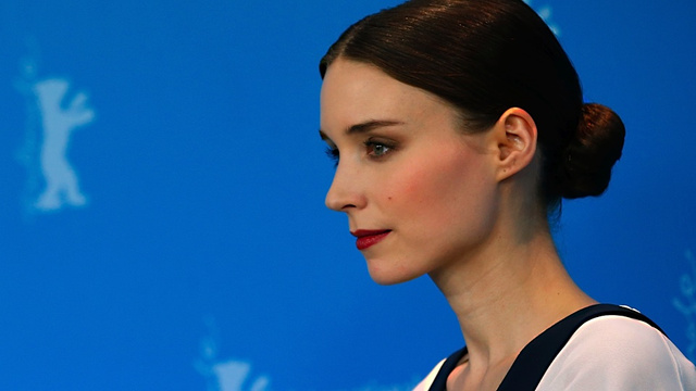 Rooney Mara Had a Hard Time Looking at Channing Tatum in the Side Effects Sex Scene