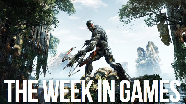 The Week in Games: Confidence of Crysis