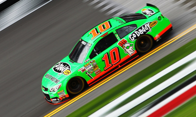 Danica Patrick Becomes First Woman In History To Win The Pole Position At The Daytona 500