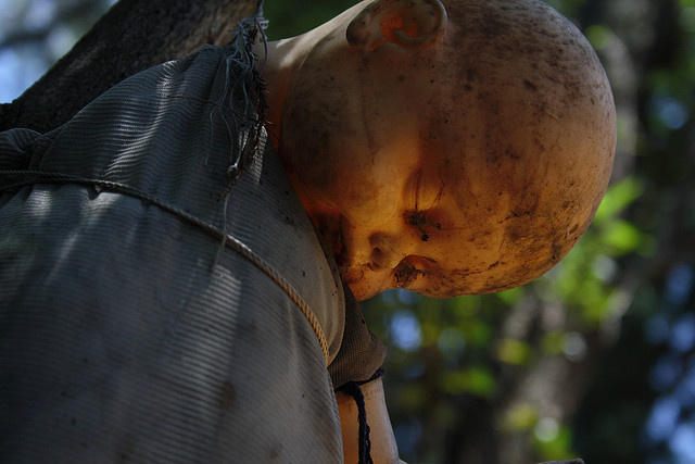 Take a tour through Mexico's island of creepy, mutilated dolls
