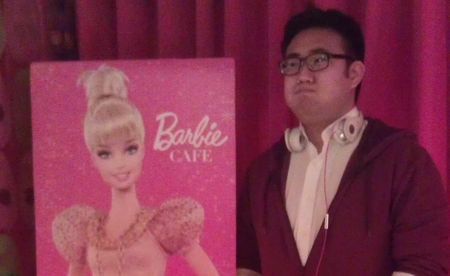 My Creepy Valentine With Barbie