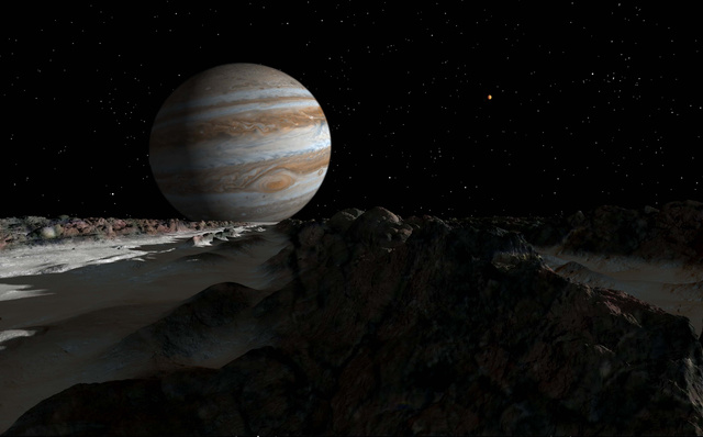 Jupiter's Moon Europa May Be the Best Place to Search for Life