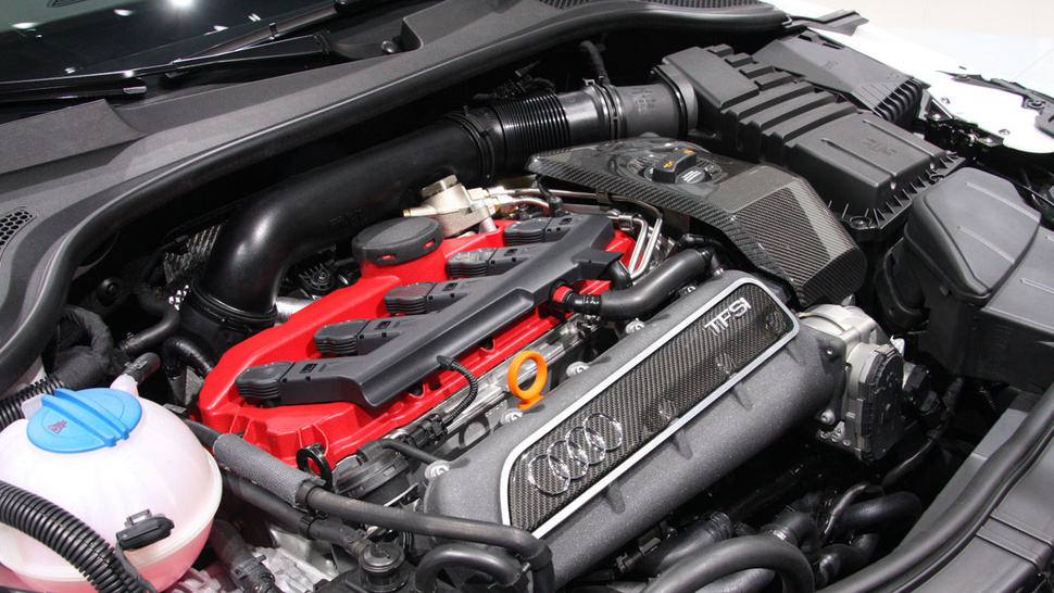 How to save audi's brilliant 5 cylinder engine (and VAG's V10's for that matter)