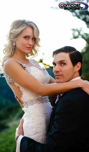 Barry Zito Ties The Knot, Looks Ridiculous In Wedding Photo