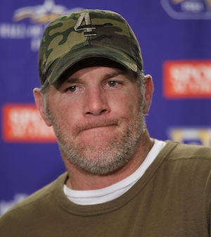 "Brett Favre Says That ""No One Including Brett Favre"" Could Have Seen His Career Ending The Way It Did"