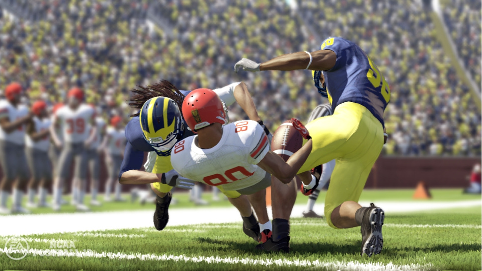 <em>NCAA Football</em> Fans, Your <em>Real</em> Rosters Have Arrived (for Xbox 360)