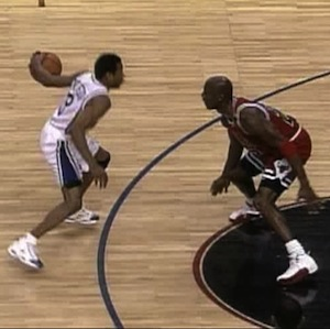Listen To Allen Iverson Recall His Crossover On Jordan, And Other Wonders From Those Who Break Ankles
