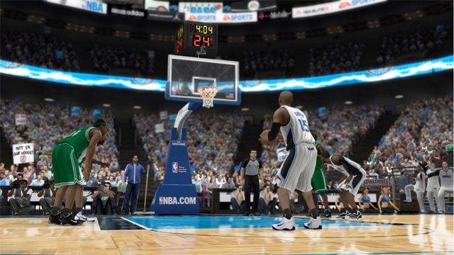 EA Sports' NBA Elite Takes The Year Off, New NBA Jam Coming This Fall