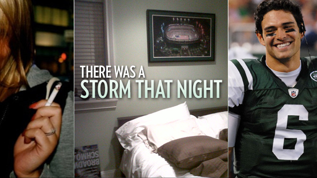 The Somewhat Romantic Story Of Mark Sanchez And A 17-Year-Old Girl
