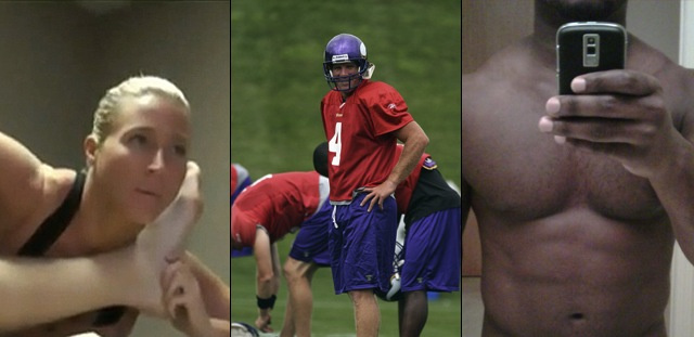 Masseuse Claims She Received Lewd Texts From Vikings Players, Including Brett Favre (NSFW)