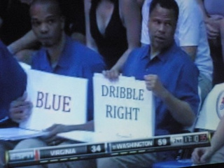 Newest Trend: Talk Show Cue Card Holders Moonlighing As College Basketball Coaches