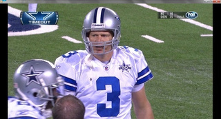 Jon Kitna's Nipples Lead Cowboys To Second Win