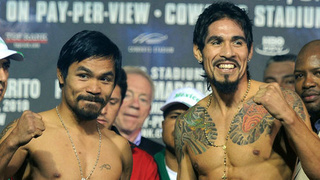 "Your ""Should've Been You, Floyd"" Pacquiao/Margarito Open Thread"