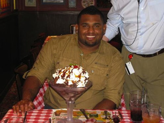 Pablo Sandoval Celebrated Exactly How You'd Think