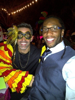 "Is Kurt Warner Living Out An ""Eyes Wide Shut"" Fantasy With Right-Hand Man Larry Fitzgerald?"
