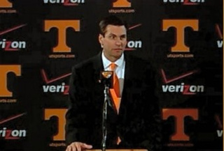 Derek Dooley Compares His Tennessee Team To The Nazis Or Something (UPDATED WITH VIDEO)