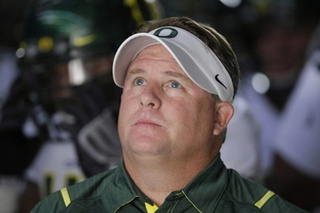 Chip Kelly Doesn't Want To Hear About How Boise St. Beat Oregon Last Year, OK?