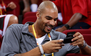 Carlos Boozer Is Trying To Start As Much Trouble As Possible