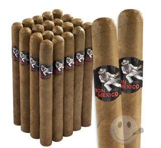 Ron Mexico Cigars — Somehow Making 50-Cent Cigars Less Classy