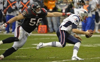 Associated Press To Punish Brian Cushing For Making Its Voters Look Bad