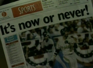Pittsburgh Pirates: October 14, 1992