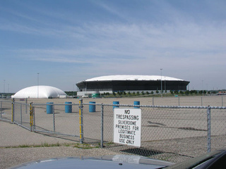 Silverdome Sold For The Price Of Two Practice Squad Players