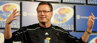 Bill Self Has A Discerning Eye For Talent, Ass