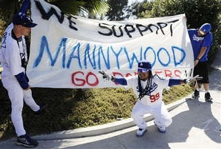 'Hooray For Mannywood, That Screwy Ballyhooey Mannywood'