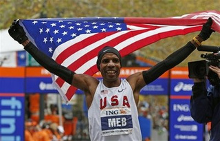 American Who Won NYC Marathon Isn't American Enough For Some People