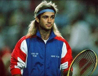 Who Cares About The Meth Stuff, Agassi Wore A Wig?